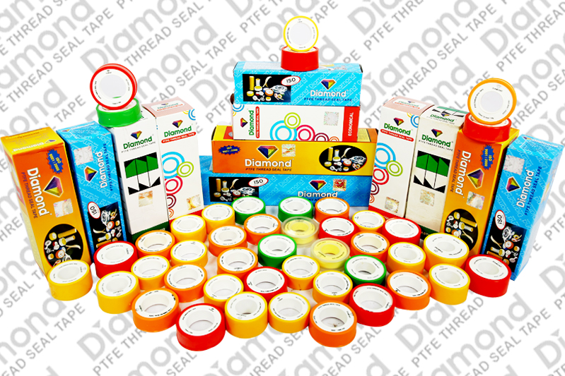 Dhanashree Impex - Manufacturer of Thread Seal Tape & Hot Melt Glue
